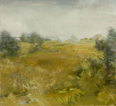 Jane Wilson, 'Clearing', 1962