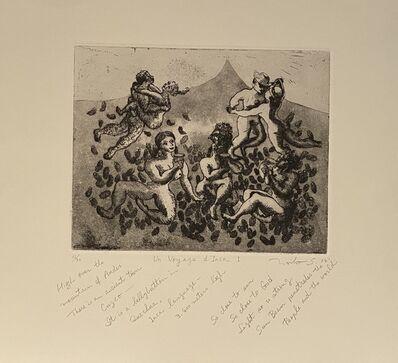 Noriko Shinohara, 'Un Voyage D'Inca I', 2004