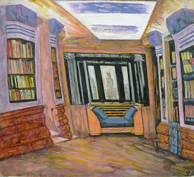 Lewis Pujol, 'Living Room Scene', 2018