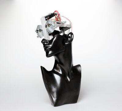 Guzzetti Ale, 'Small Portrait: Black', 2011