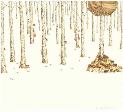 Amy Cutler, 'Cake Toss', 2004