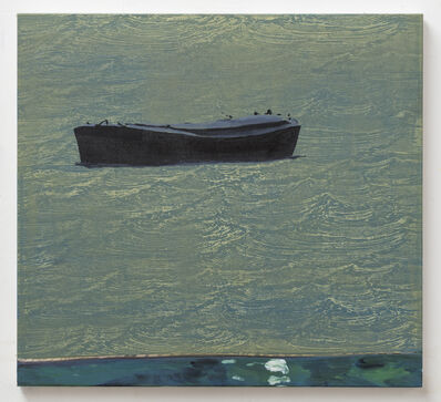 Dexter Dalwood, 'Old Thames', 2014