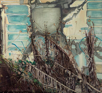 Talia Israeli, 'Year of Thorns', 2015