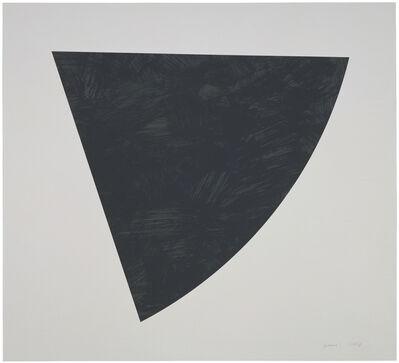 Ellsworth Kelly, 'Untitled (Gray)', 1988