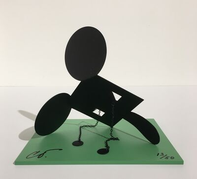 "Claes Oldenburg, 'Geometric Mouse Scale E ""Desktop"" ', 2013"