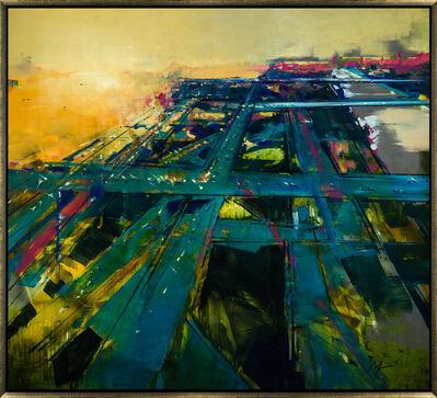 Alina Maksimenko, 'Sunset'