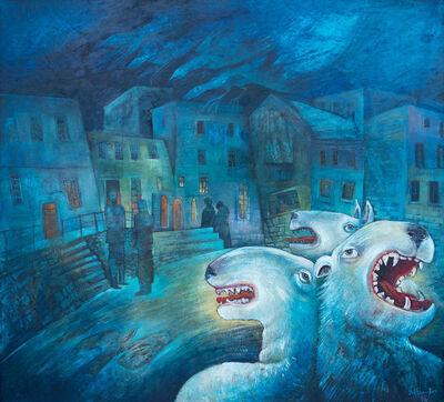 John Farrington, 'City Dogs', 1994
