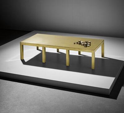 Ado Chale, 'Unique illuminated coffee table', ca. 1970