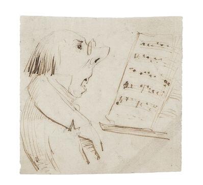 Unknown, 'Music Teacher', 20th Century
