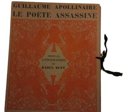 Raoul Dufy, 'Le Poète Assassiné', 1926
