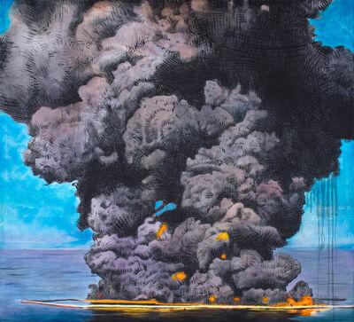 Matthew Hindley, '#seascape', 2016