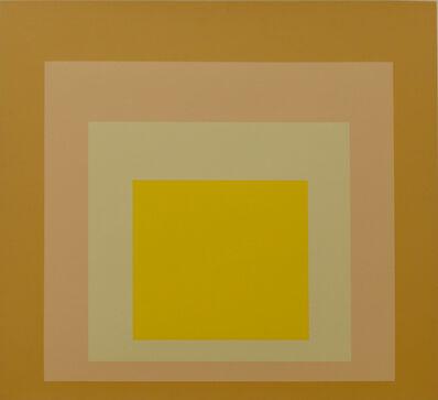 Josef Albers, 'SK-Ed', 1972