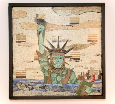 Bill Miller, 'Drowning Liberty', 2014