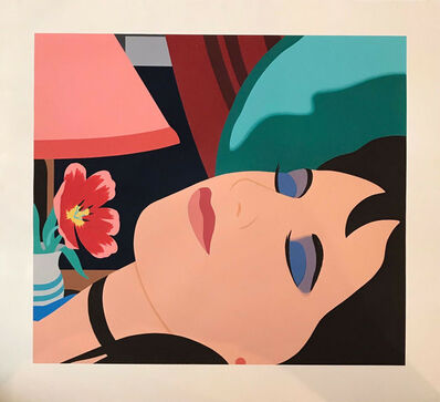 Tom Wesselmann, 'Cynthia in the Bedroom', 1981