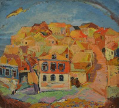 Vladimir Frolovich Stroev, 'City', 1985