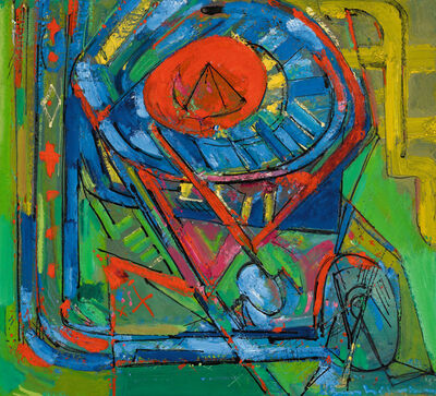 Hans Hofmann, 'Serenity', 1947