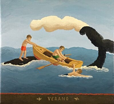 Ramiro Fernandez Saus, 'Verano', 2010