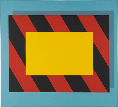 Allan D'Arcangelo, 'Danger', 1967