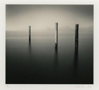 Rolfe Horn, 'Docks, Study I, Barnegate Bay, NJ', 1998