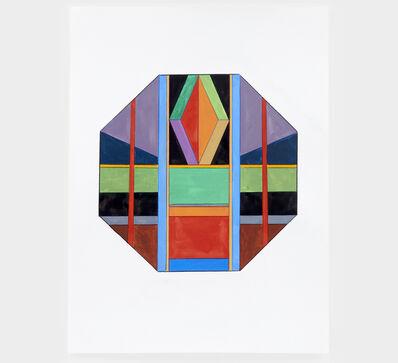 Anton Ginzburg, 'Translucent Concrete Series, Study #11', 2020