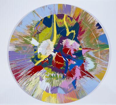 Damien Hirst, 'Beautiful Ahura Mazada Intoxication Painting ', 2007