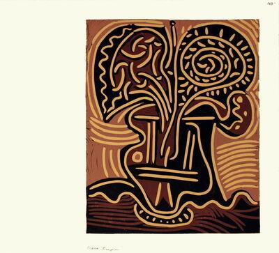 Pablo Picasso, 'Le Vase de Fleurs', 1962