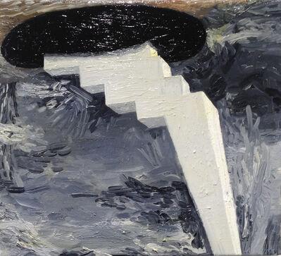 Scott Richter, 'Small Dark Cloud', 2011