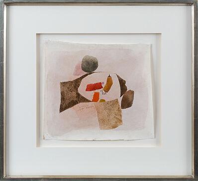 Julius Bissier, '2.Dez.61', 1961