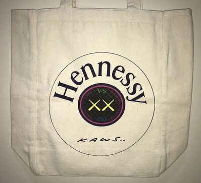 KAWS, 'KAWS XX Hennessy Collaboration ', 2011