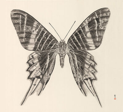 Zhang Yirong 張藝蓉, 'Butterfly 1', 2018