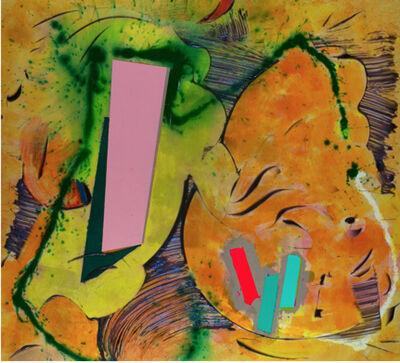 Walter Darby Bannard, 'Heist (15-25B)', 2015