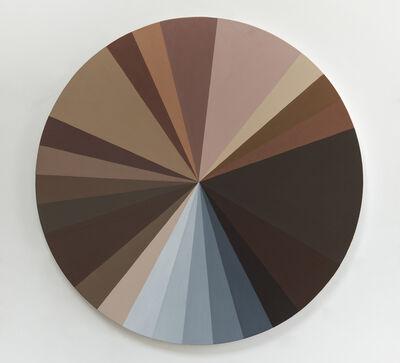 Adriana Varejão, 'Polvo Color Wheel III', 2014