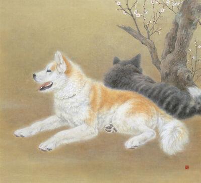 Kaoru Iemoto, 'Houshin・「芳信」', 1995