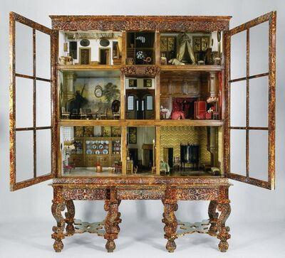 'Dolls' house of Petronella Oortman', ca. 1686 -c. 1710