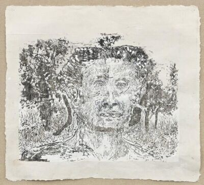 Liu Wei 刘炜 (b. 1965), 'Portrait 2005 No.2', 2005