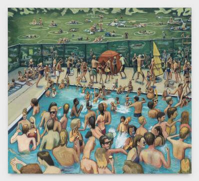 Rob Thom, 'Community Pool', 2020