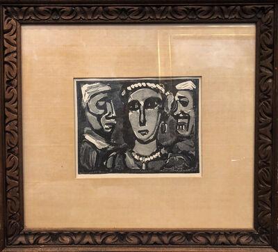 Georges Rouault, 'Les Visages', 1932