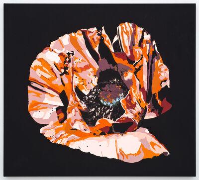 Francesca Gabbiani, 'Vortex Flower (orange poppy)', 2016