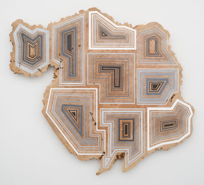 Jason Middlebrook, '9 Gray Scale Paintings', 2016