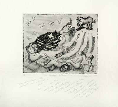 Noriko Shinohara, 'In Voyage d'Inca V', 2004