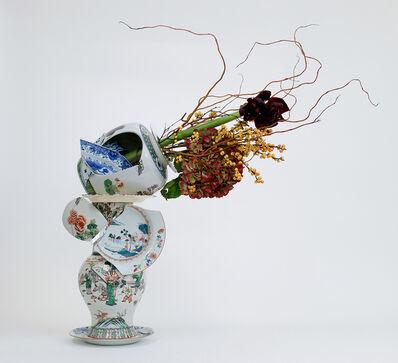 Bouke de Vries, 'Fragmented Vase 1', 2015
