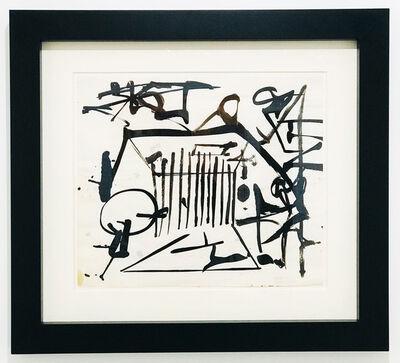 Franz Kline, 'Untitled', 1948