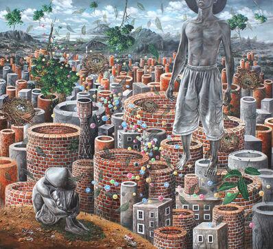 Mulyo Gunarso, 'My Landscape Now ', 2015