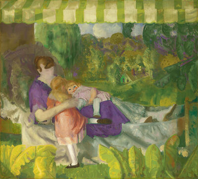 George Wesley Bellows, 'My Family', 1916