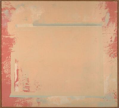Walter Darby Bannard, 'Mirabelle's Pale Stream #1', 1970
