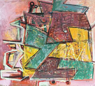 Ben Wilson, 'Untitled', ca. 1980