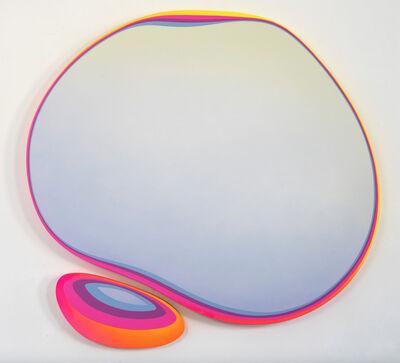 Jan Kaláb, 'Light Violet Ameba', 2019