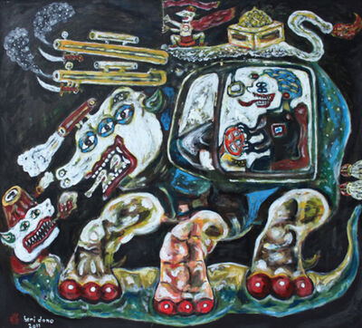 Heri Dono, 'Artificial Animal in Human Civilization', 2011