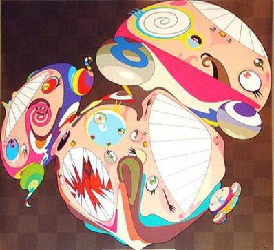 Takashi Murakami, 'Melting DOB E', 2008