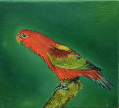 Léopold Rabus, '16 oiseau', 2020